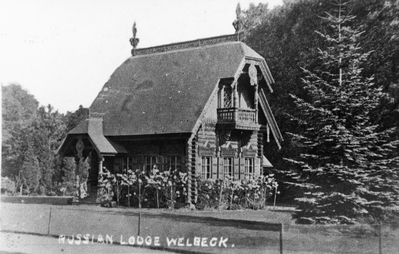 Russian Lodge Welbeck n.d.