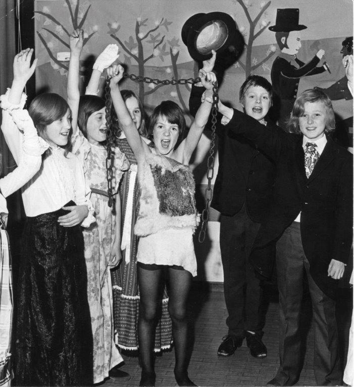 St Mary's School Play 1972