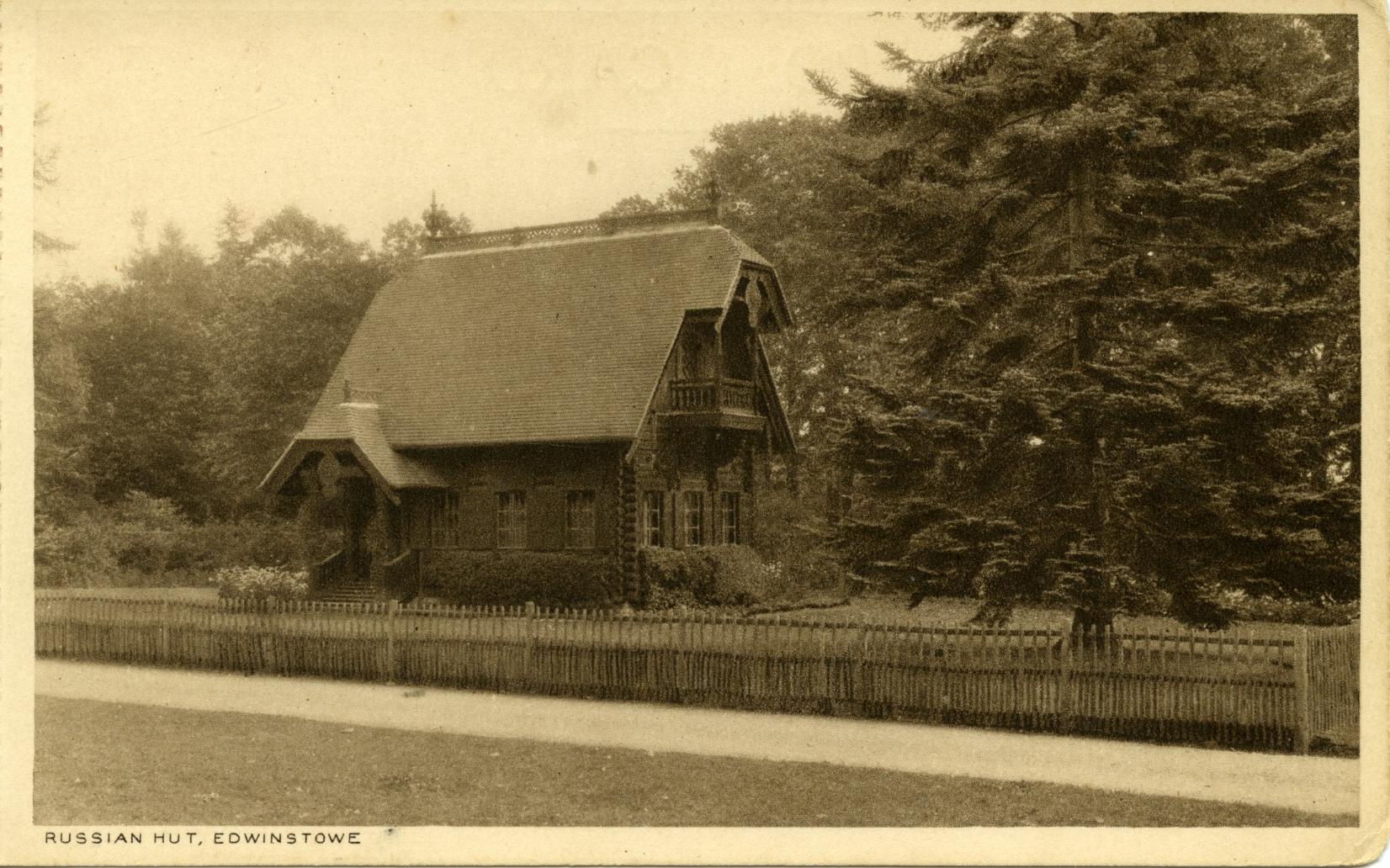 Russian Hut Edwinstowe n.d.