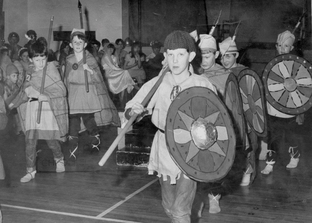 King Edwin of Northumbria - Alan Petrie c1976