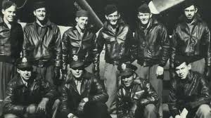 10 US airmen who died in Shefield