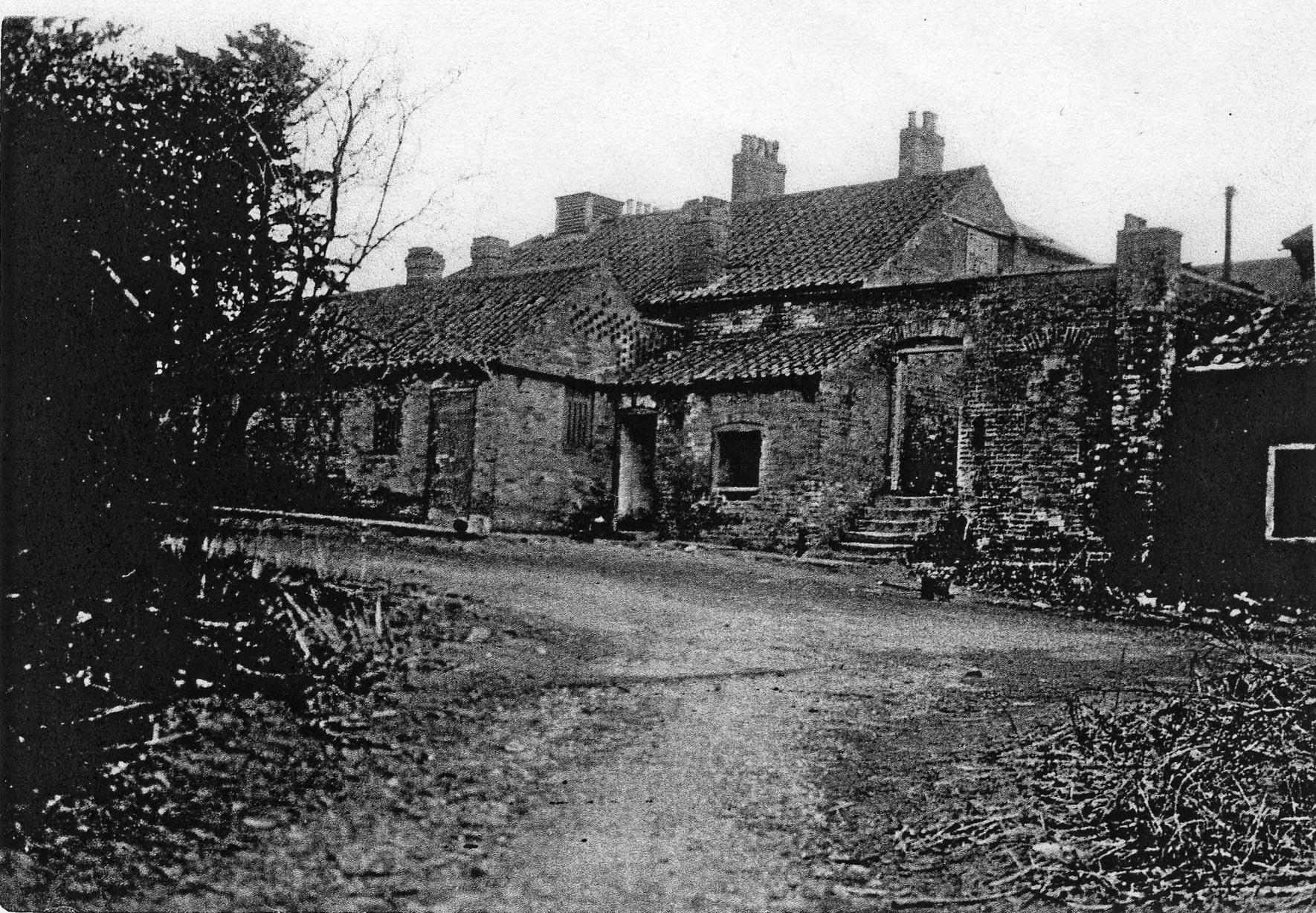 Edwinstowe Cockglode House c1955