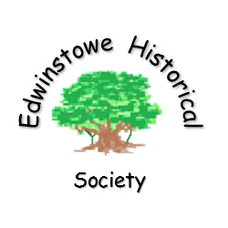 Edwinstowe Historical Society logo