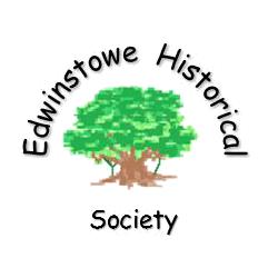 Edwinstowe Historical Society logo