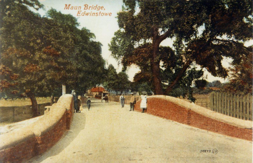 Maun Bridge, Edwinstowe